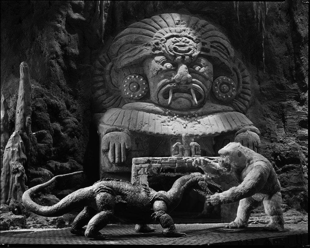 Hail to the king a film history of kong - King kong design ...