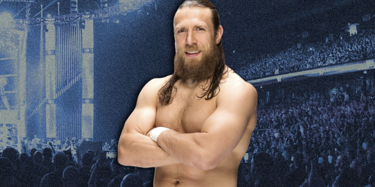 Daniel Bryan Says He's Not Headlining WrestleMania Because He's Facing a B+ Plus Player