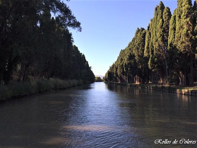 Canal de Midi Carcassonne
