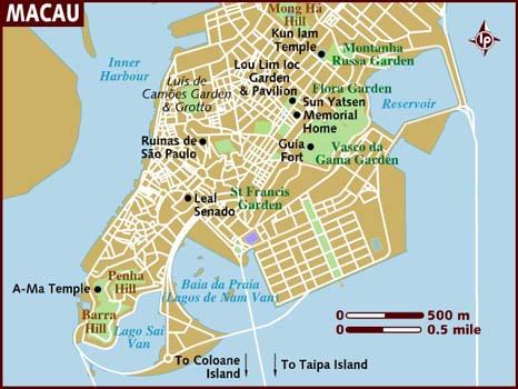 Macau Facts In Hindi