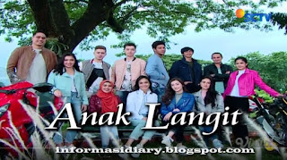 Sinopsis Anak Langit Sabtu 21 April 2018 - Episode 656