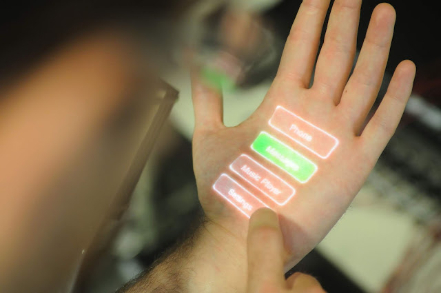 Embedding your cell phone under your skin - RictasBlog