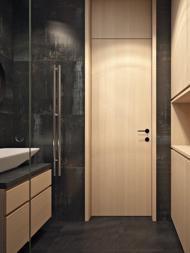 thiết kế màu sắc căn hộ đẹp