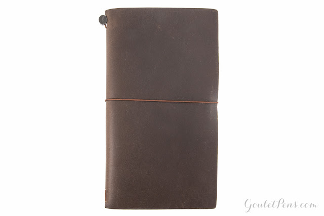 Midori Traveler's Notebook - Brown Regular