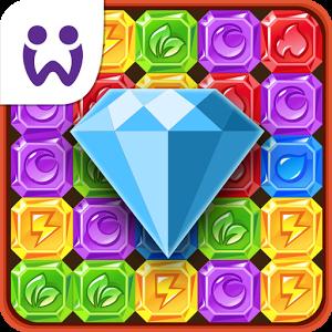 تحميل لعبة الجواهر Diamond Dash apk للاندرويد مجاناً