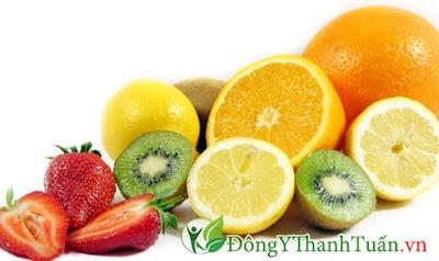 Cách chữa hôi miệng đơn giản bằng nước vitamin C