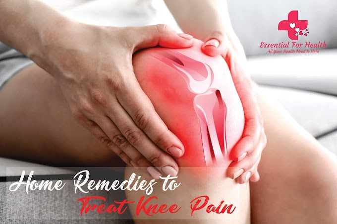 Home Remedies to Treat Knee Pain