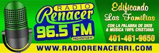 Logo de Radio Renacer