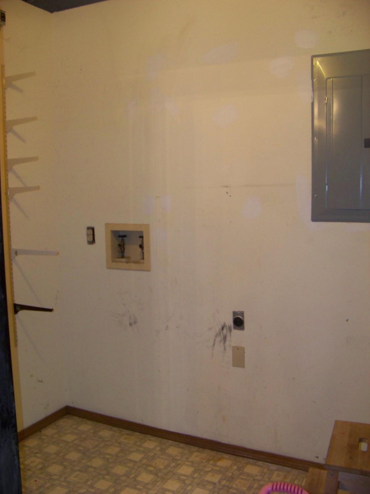 The Sunset Lane Black Laundry Room Pantry Reveal