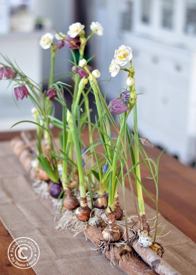 Naturdeko für Frühling und Ostern Seaside-Cottage-Blog