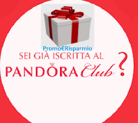 Logo Pandora Club : un regalo esclusivo ti attende
