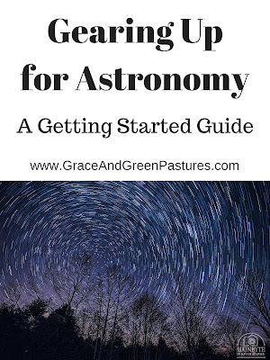 Gearing Up for Astronomy