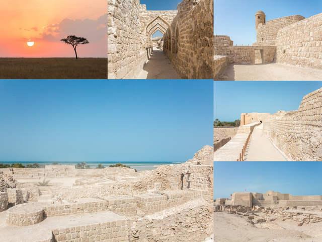 تحميل 5 صور لحصن البحرين بجودة عالية