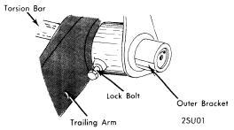 repair-manuals: Subaru 1973-74 Wheel Alignment Guide