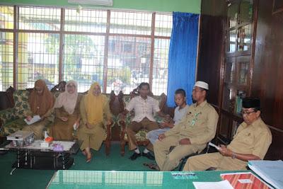 Kasubbag TU Kemenag Tanjungbalai Adakan Pembinaan ASN Honorer