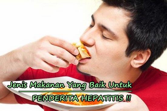 Jenis Makanan Yang Baik Untuk Penderita Hepatitis