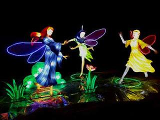 Dance Of The Saif-ul-Malook Fairies.