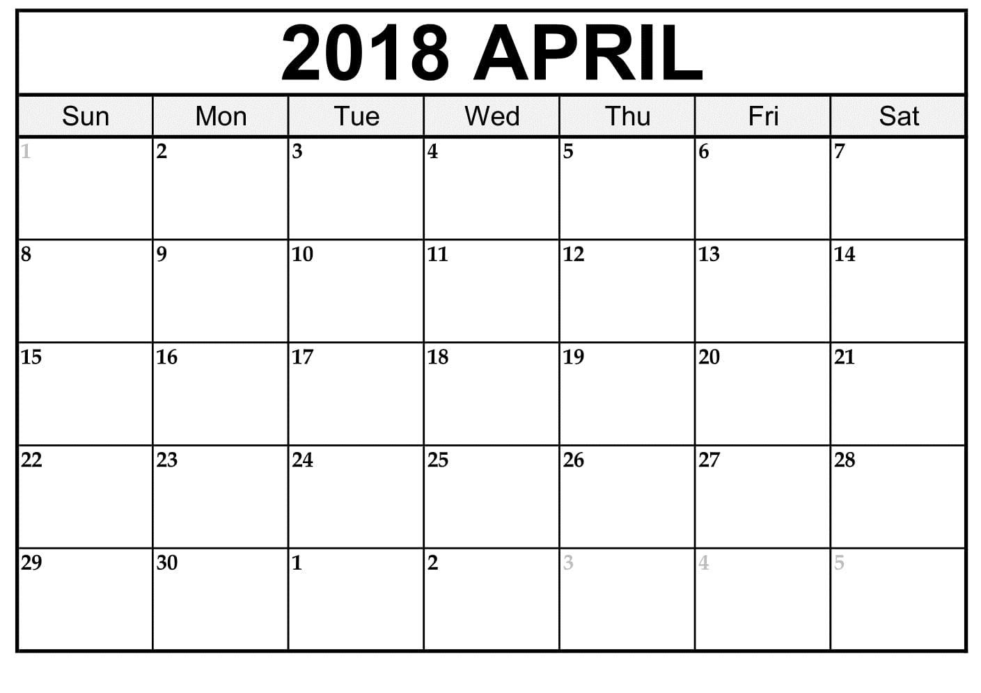 november 2018 appointment calendar