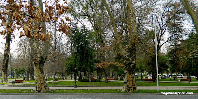 Parque Florestal, Santiago do Chile