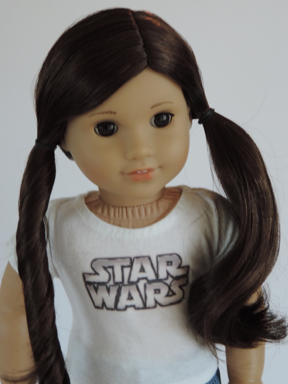 Reverie Dolls: How To Do A Princess Leia Hairstyle On Your