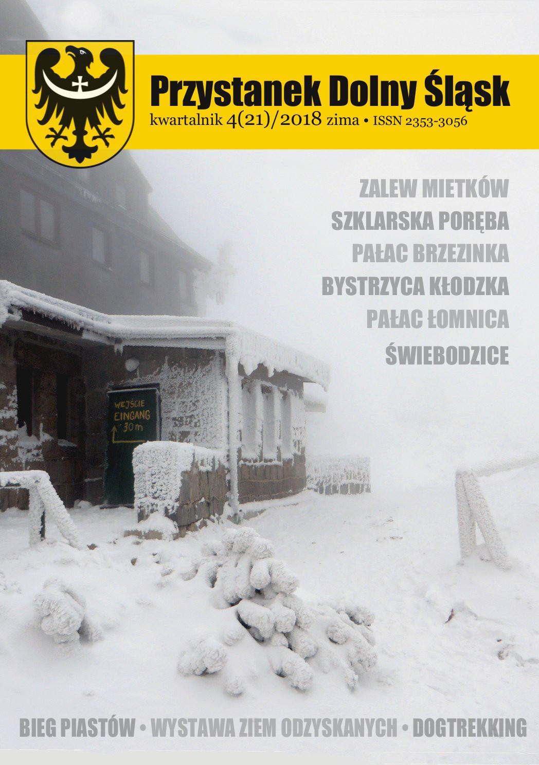 Przystanek Dolny Śląsk nr 4(21)2018 zima