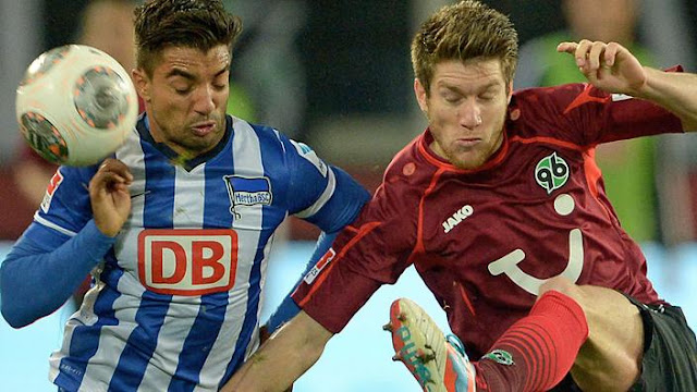 Hannover 96 vs Hertha Berlin