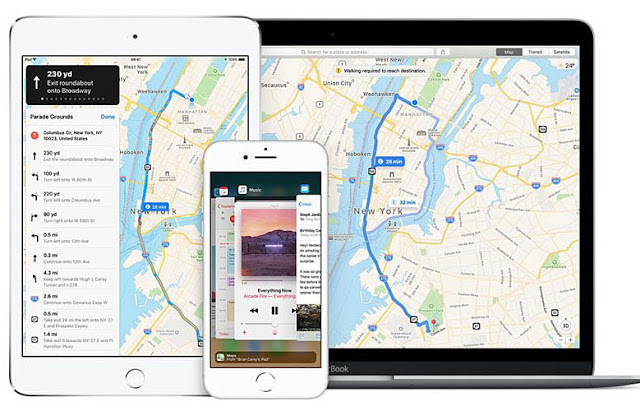 Apple expands Apple Maps Traffic data to six new countries