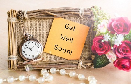 Romantic Get Well Soon Pictures for Boyfriend, Girlfriend