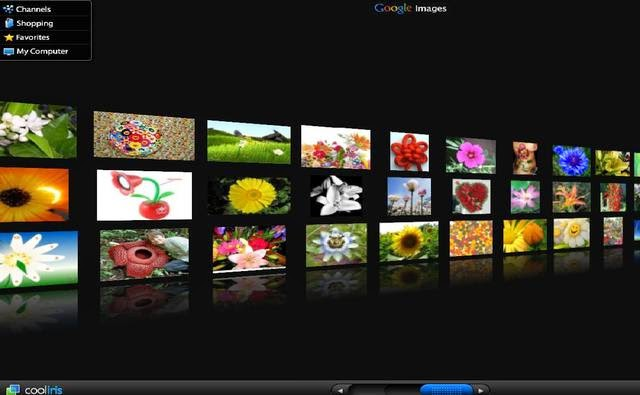 3 D effect Firefox image search addons