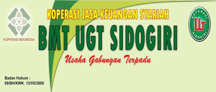 Produk BMT UGT Sidogiri Koperasi Simpan Pinjam Syariah