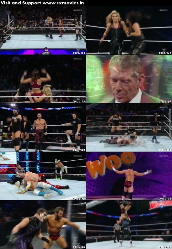 WWE Main Event 04 March 2016 HDTV 480p