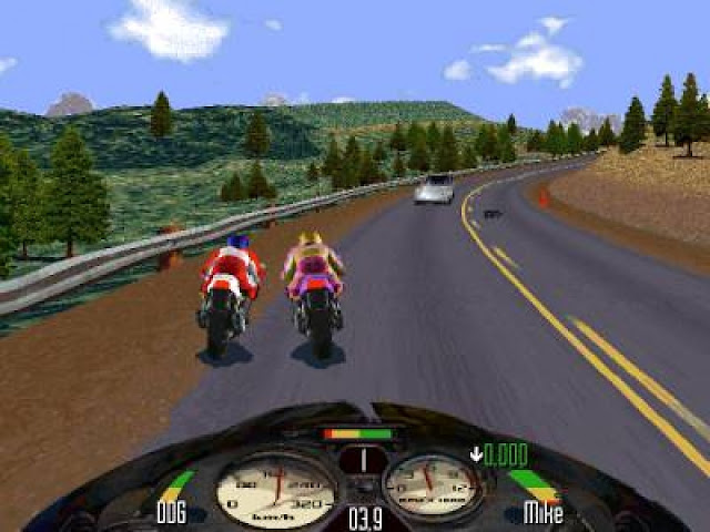 Road Rash 2002 Full Version for Windows