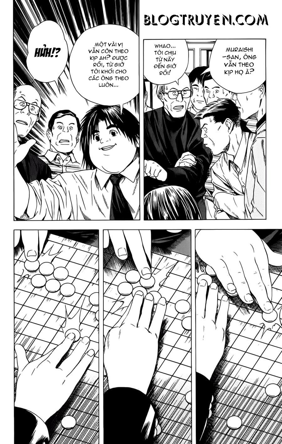 Hikaru No Go hikaru no go chap 120 trang 7