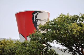 Ikut Lomba makan KFC, Fredy Jayadi Tewas