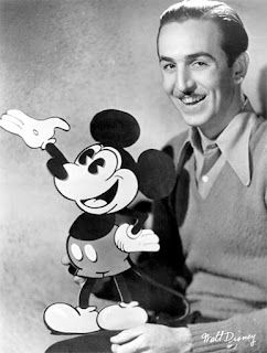 Young Walt Disney