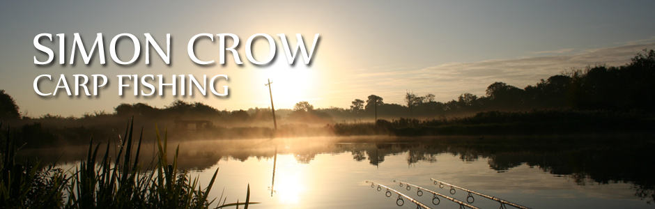 Simon Crow Carp Fishing Blog