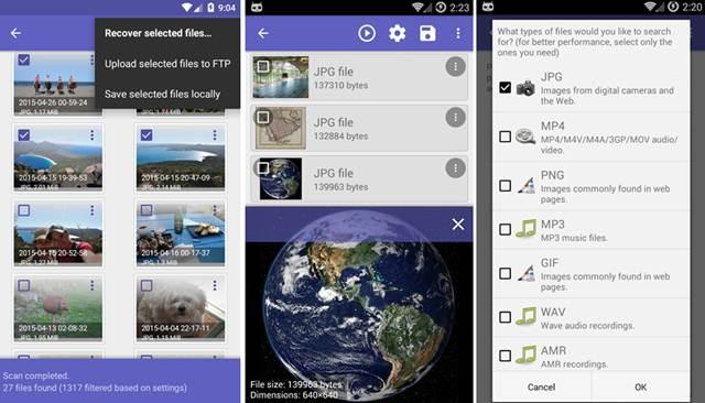 Cara Mengembalikan Data Android Yang Terhapus  Cara Mengembalikan Data Android Yang Terhapus (File, Foto dan Video)