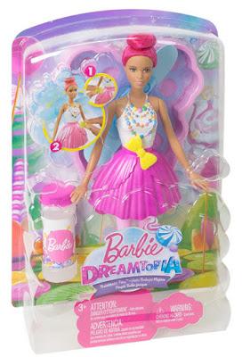 JUGUETES - BARBIE Dreamtopia  Muñeca Hada Burbujas Mágicas  Mattel 2016 | A partir de 3 años  Comprar en Amazon España