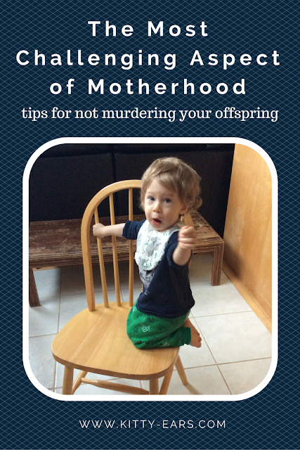 The Most Challenging thing about Motherhood