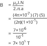 Jawaban soal fisika tentang medan magnetik nomor 5