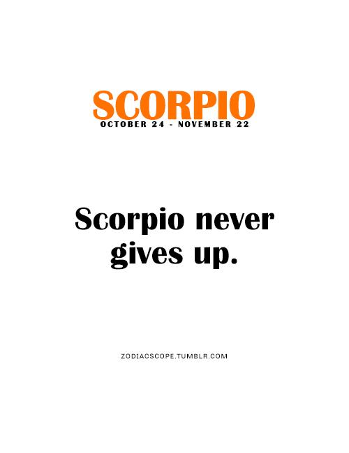 scorpio qualities 6