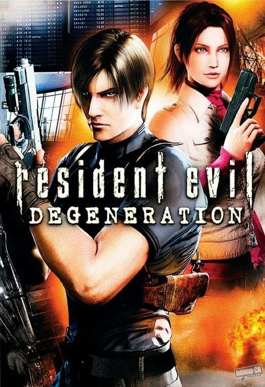 Resident Evil (2008)- Resident Evil: Degeneration (2008)