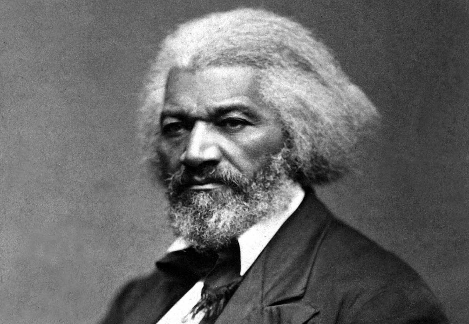 Frederick Douglass, ca. 1879. Born a slave in Maryland, Douglass escaped as a young man, eventually becoming an influential social reformer, a powerful orator and a leader of the abolitionist movement.