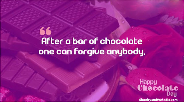 Chocolate Day images messages for girlfriend in English