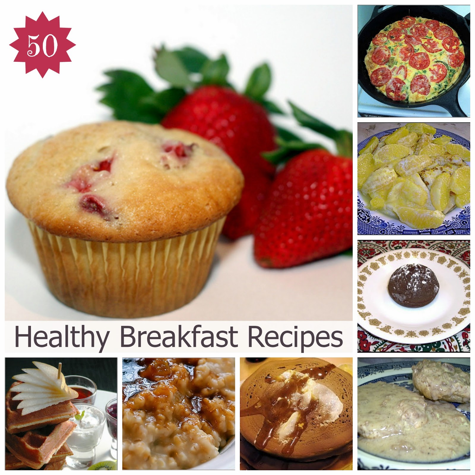 Healthy Breakfast Recipes To Lose Weight | Becky Cooks Lightly #healthybreakfast #weightloss