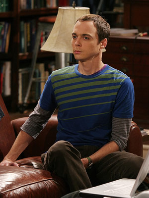 Sheldon Cooper from The Big
