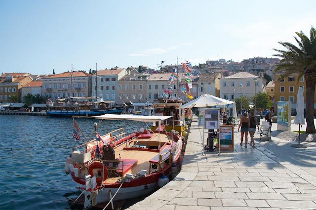 port Malij Lośnij Chorwacja, jak wygląda?