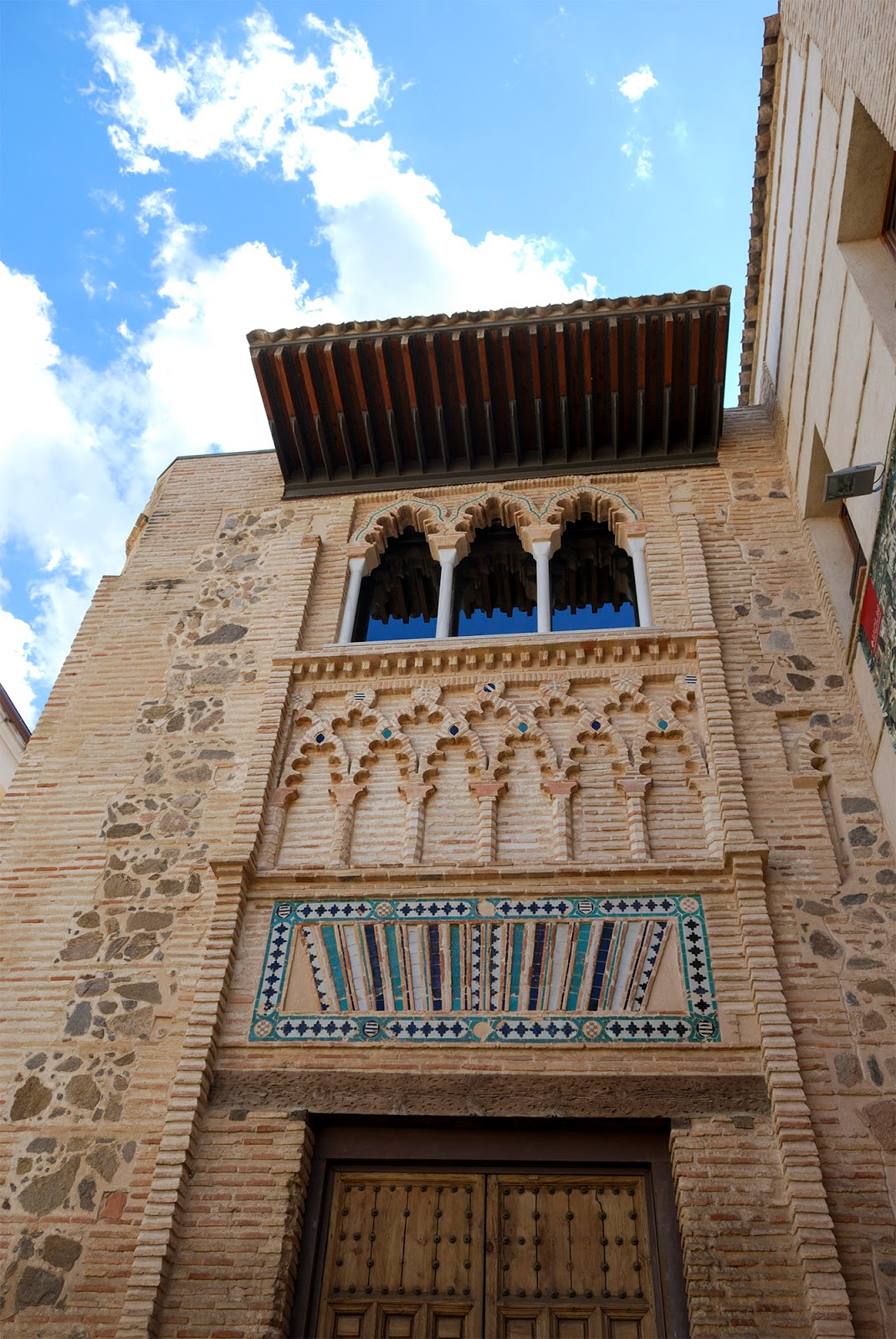 architecture mudejar moorish islamic toledo spain landmark history travel guide tourism day trip itinerary