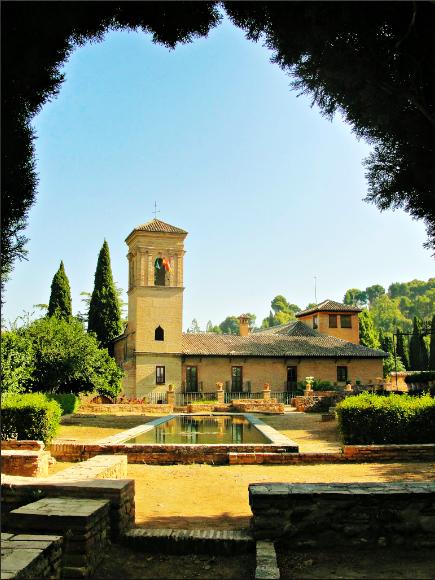 Parador de Granada in Alhambra