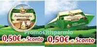 Logo Parmareggio: scarica i buoni sconto Burro e Formaggini